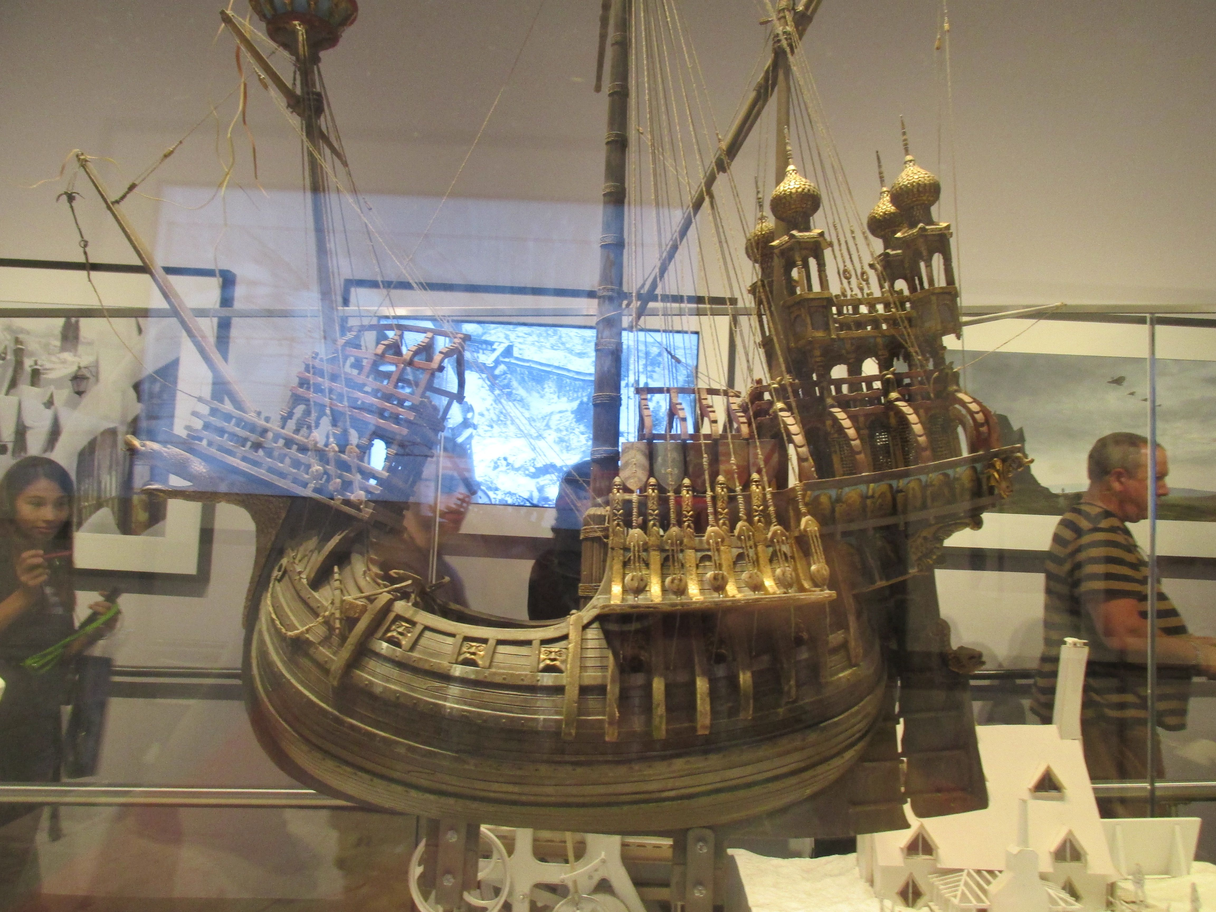 Durmstrang Ship Model Photographed By Annie Gibson It is located in the northernmost regions of norway or sweden. pinterest