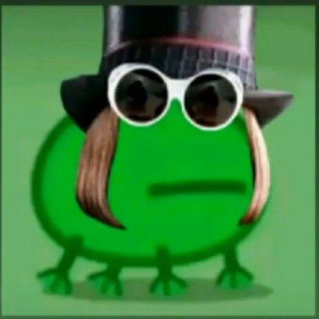 Frog Willywonkatiktok On Tiktok Lmao Follow In 2020 Frog Meme Cute Memes Cartoon Memes