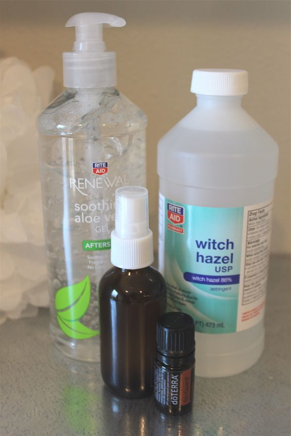 Easy Homemade Hand Sanitizer Hand Sanitizer Perfume Recipes