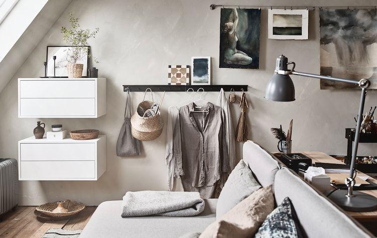 Gaste Arbeitszimmer Kombinieren Profi Tipps In 2020 Ikea Ideen Zimmereinrichtung Und Dachschrage Einrichten