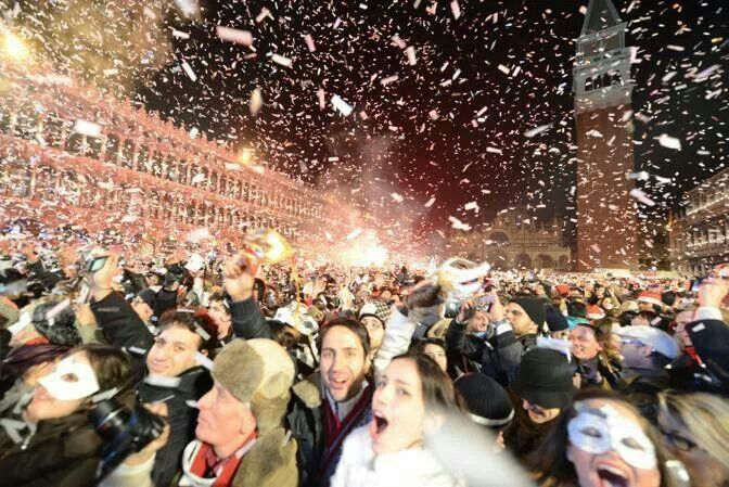 Italy New Years Eve 2013-2014