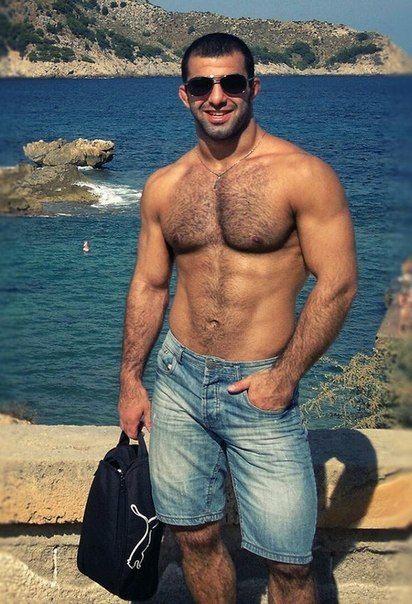 Gay Hairy Macho Men