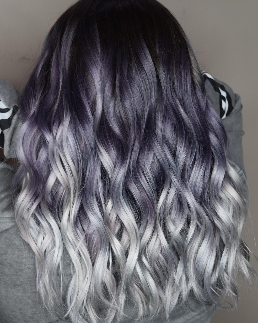 What Is Ghosted Hair Color? - Simplemost