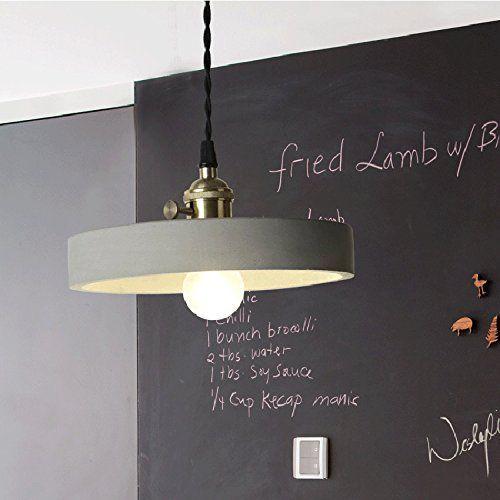 AFFILIATELINK Industrielle Vintage LED Pendelleuchte Hängeleuchte