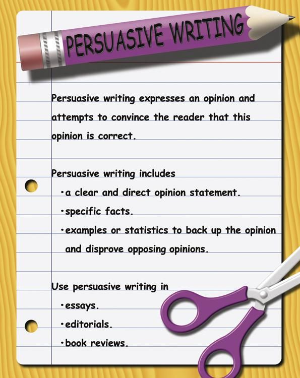 These Bright Colorful Poster Define Expository Narrative Persuasive And Descriptive Writing The Type Of Essay Examples