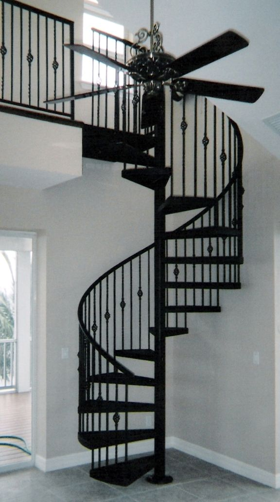 I Am Determined To One Day Live In A House With Spiral