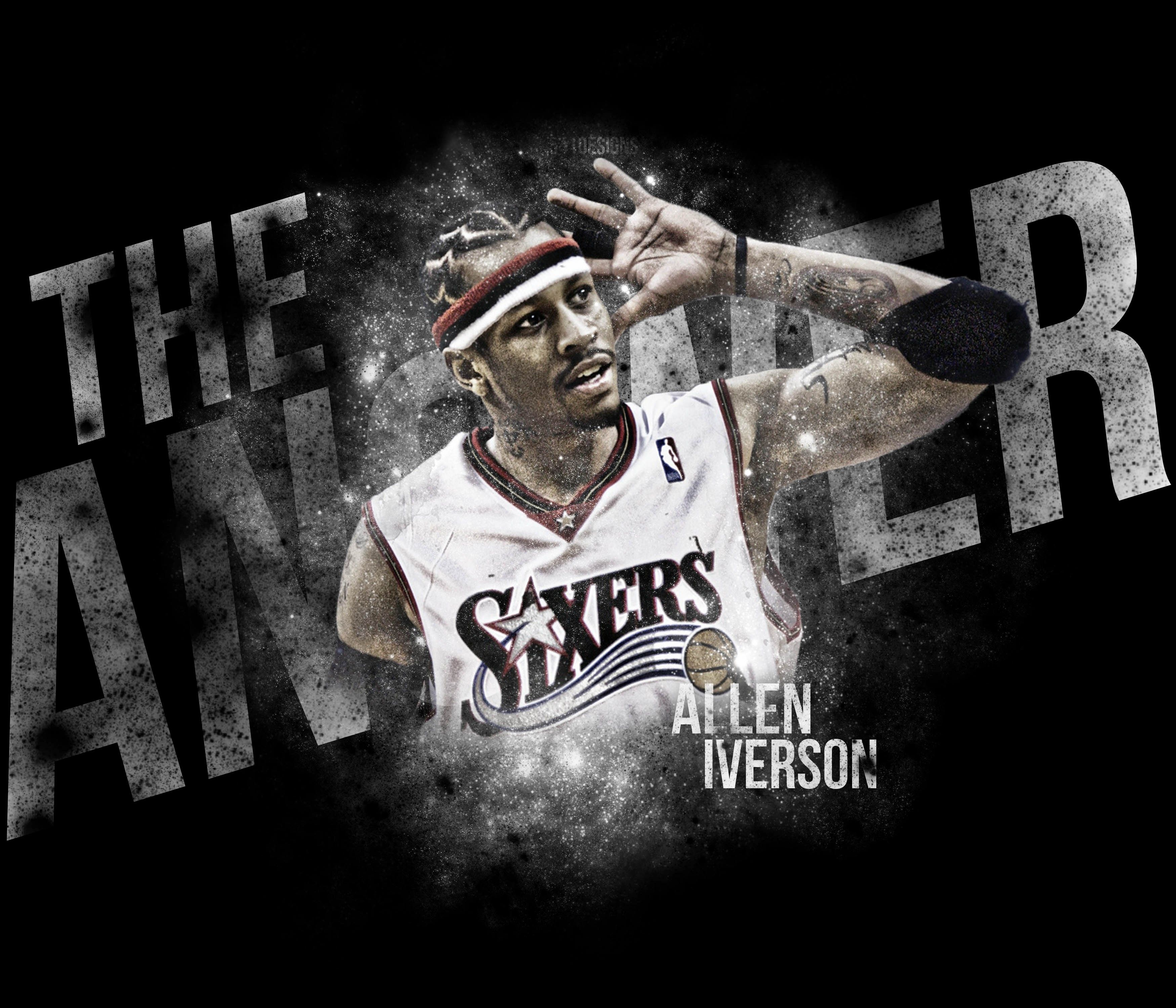 great allen iverson wallpaper | BEST AI (ALLEN IVERSON) PICS | Allen iverson wallpapers, Allen ...
