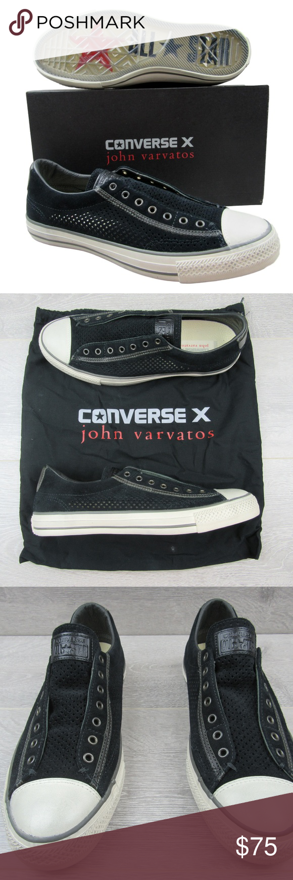 converse john varvatos price