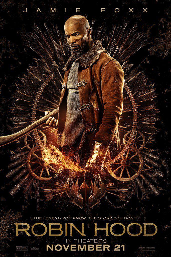 Confira O Novo Poster Com Jamie Foxx 21 Setembro Nos Cinemas