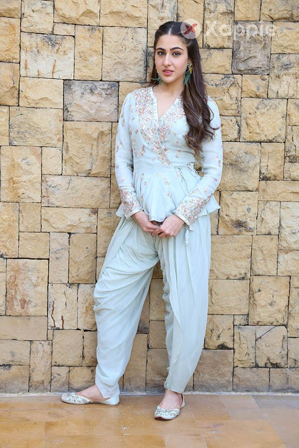 Sara Ali Khan looks gorgeous during the promotions of Love