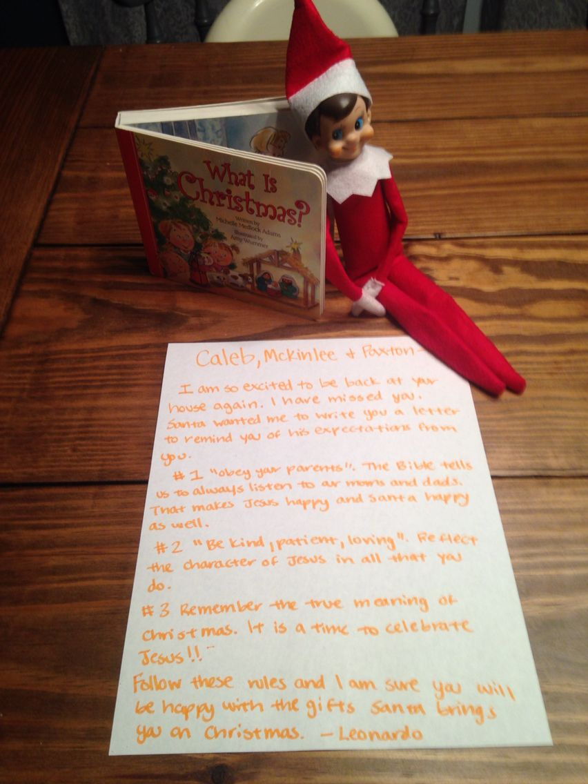 rules from santa that reflect the character of jesus 1 obey your parents 2 be kind patient and loving 3 remember that christmas is about jesus - Santa Claus And Jesus 2