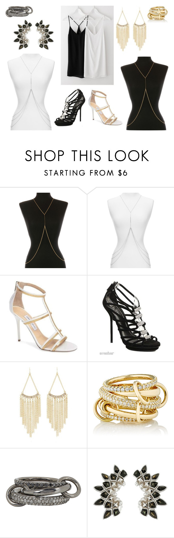"""""""Girls Night Out ~ Best Friends"""" by brenna-grassman ❤ liked on Polyvore featuring Rebecca Minkoff, Jimmy Choo, Gucci, Charlotte Russe, SPINELLI KILCOLLIN, Stephen Webster, girlsnight and BestFriends"""