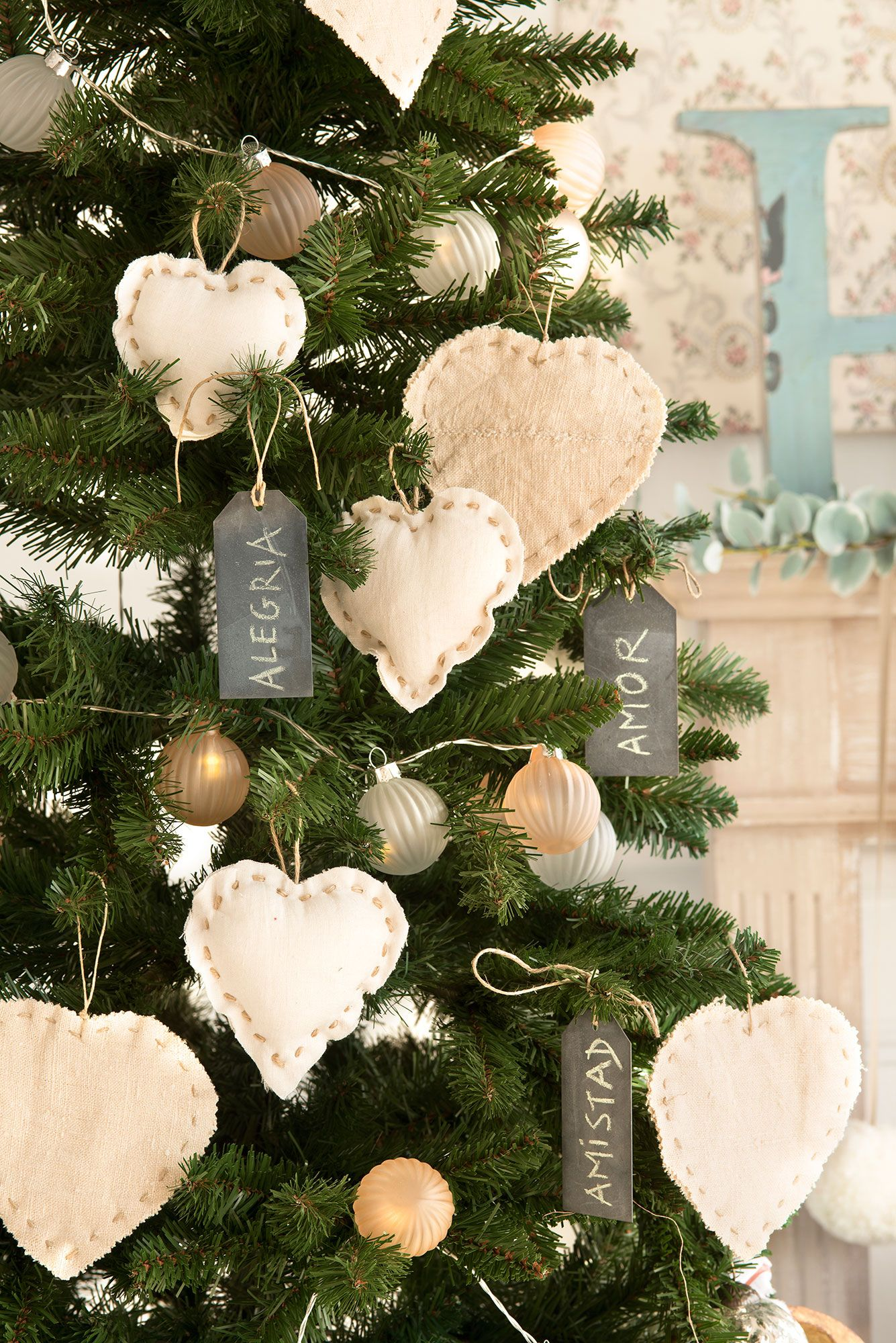 3 Arboles De Navidad 3 Estilos Christmas Pinterest Christmas - Arboles-de-decoracion