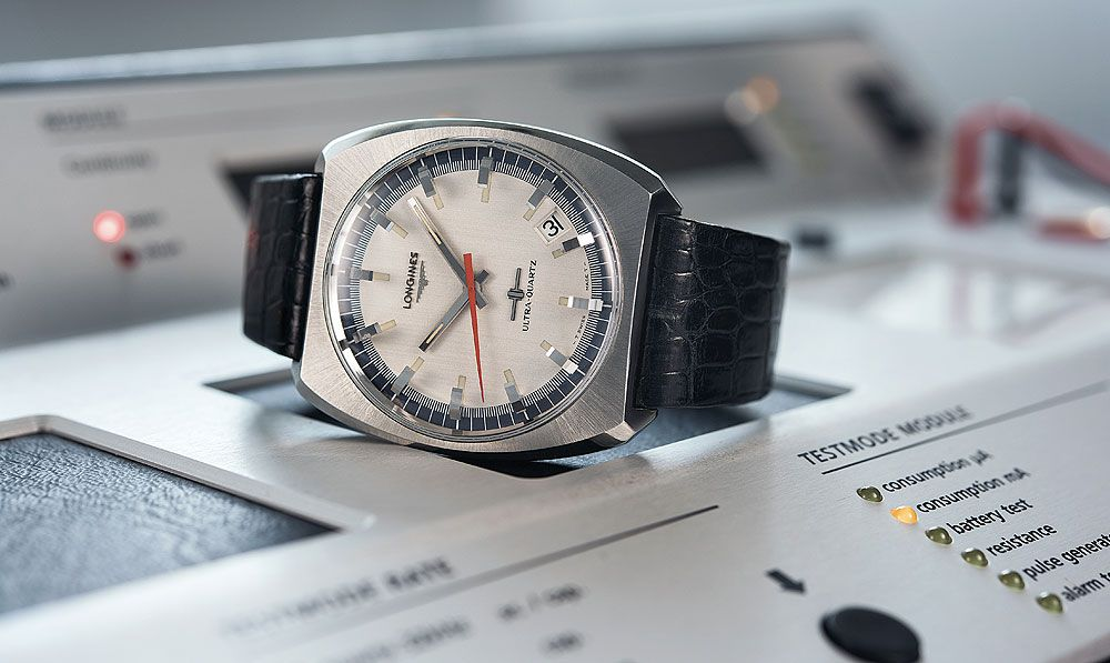 Longines Ultra-Quartz - 1969