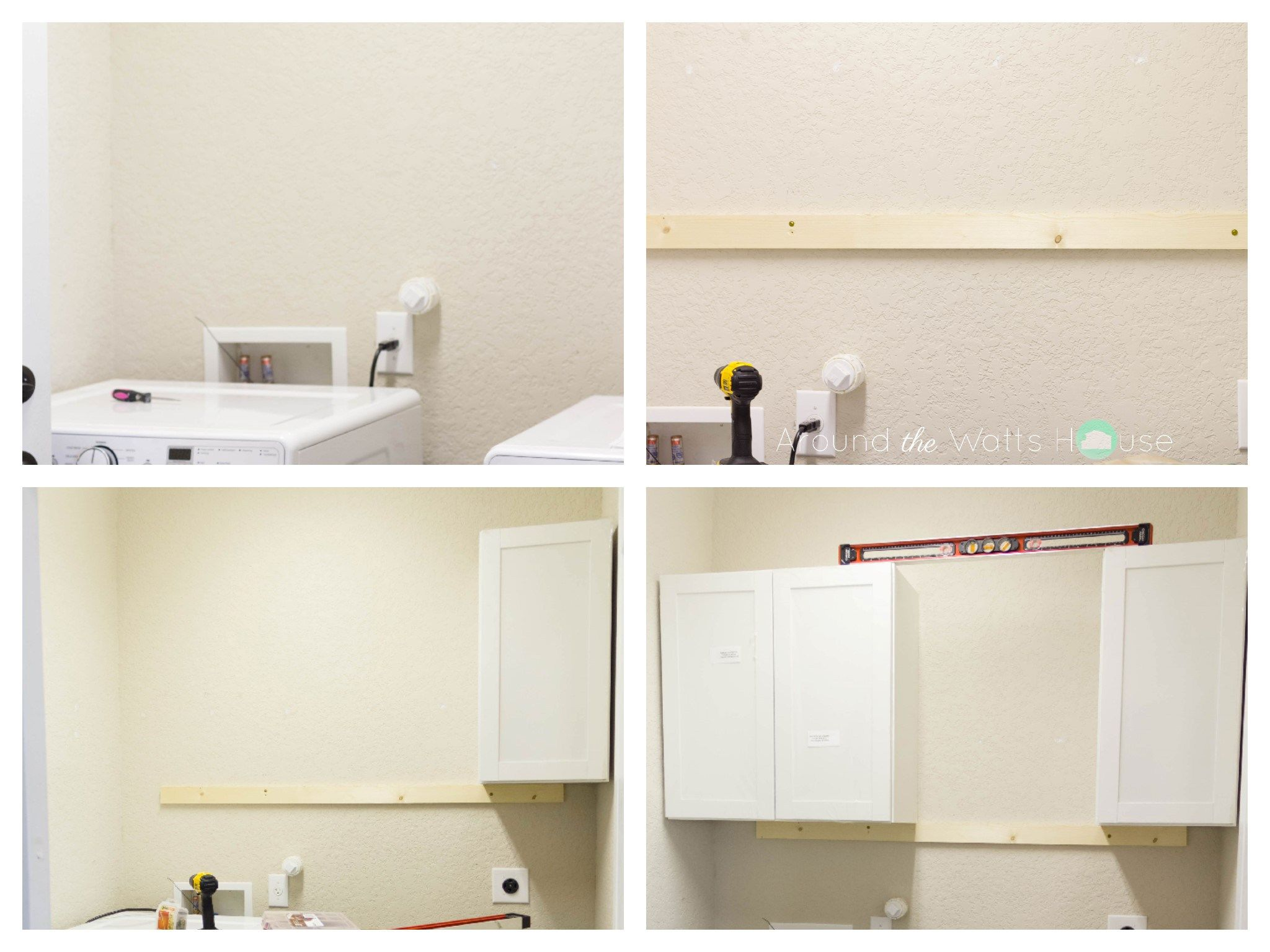 Best Instal Lowes Arcadia Cabinets Laundry Room Design Room 400 x 300