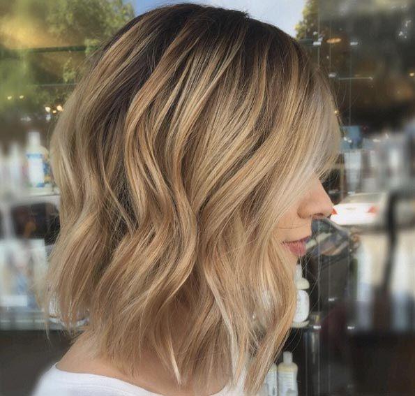Caramel Blonde Balayage By Luisa Aguiar Caramel Hair