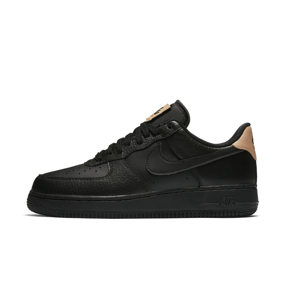 a81b0c74dba698 Nike Air Force 1 07 LV8 Men s Shoe Size 14 (Black) - Clearance Sale ...