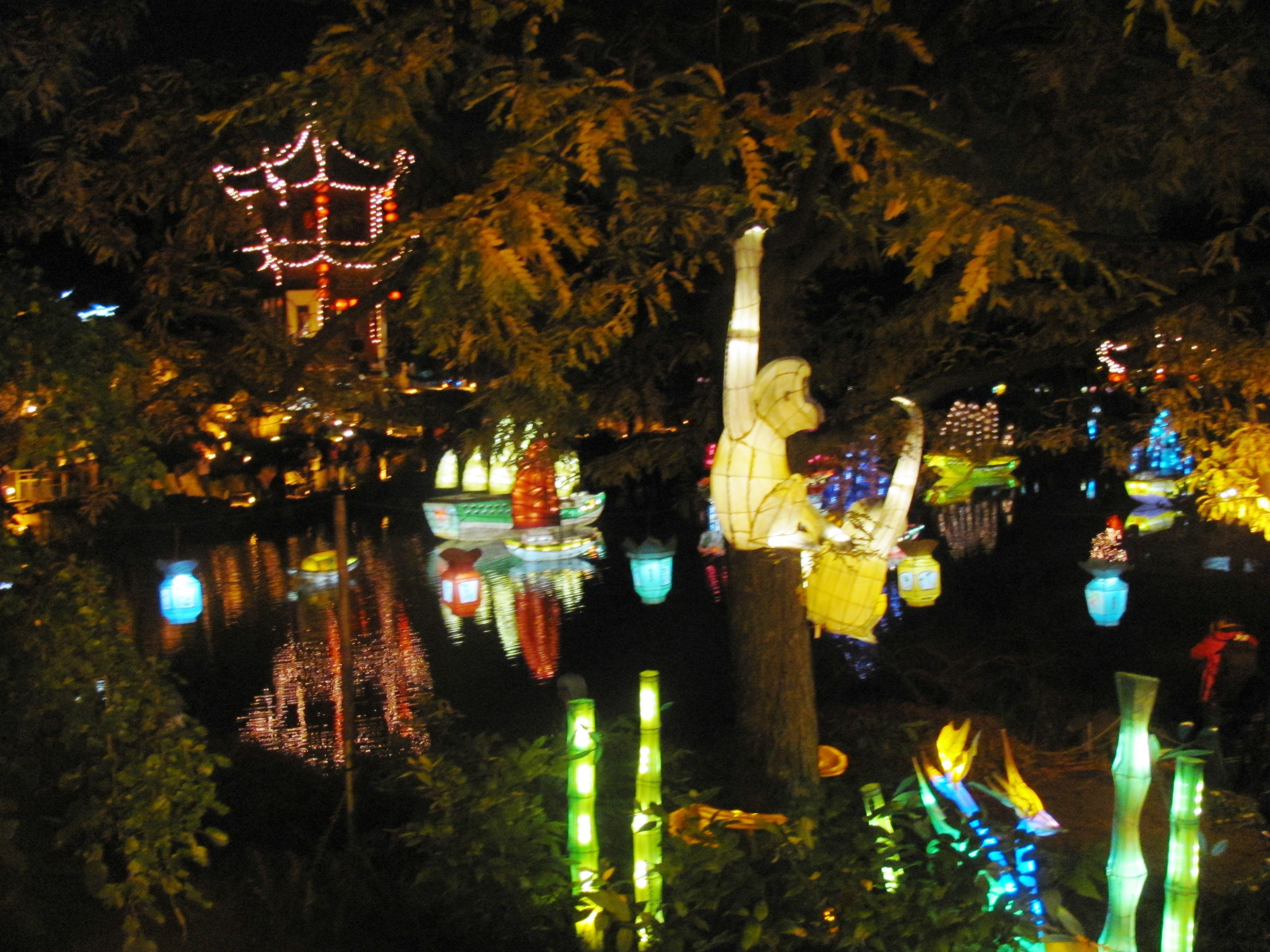 Chinese Lantern Festival - Jardin Botanique de Montréal / Montreal ...