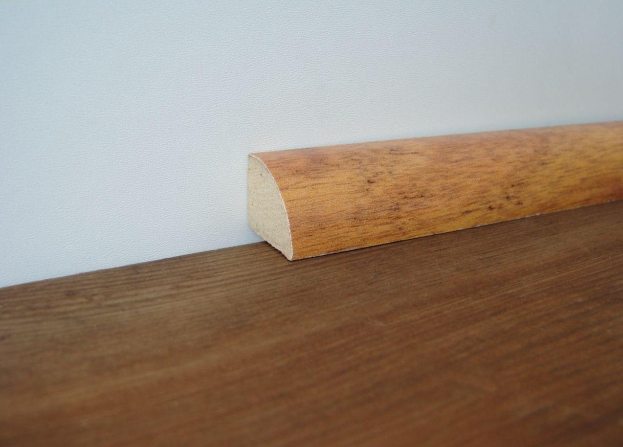 10x Viertelstab Honey Australian Burlwood 19x16x2000mm 0 95 M Sockelleisten Holzleisten Stabchen