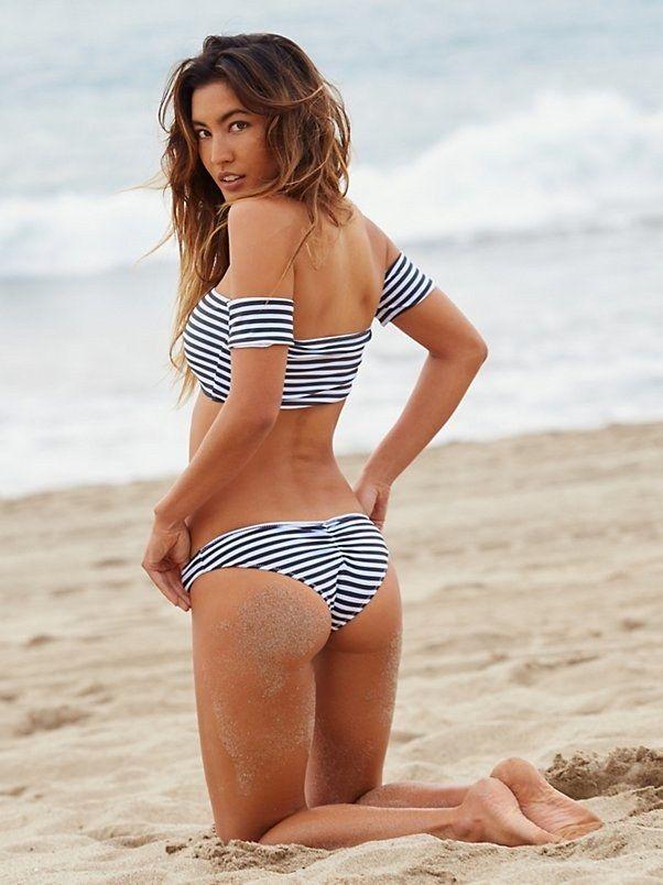 Bikini butt free pic