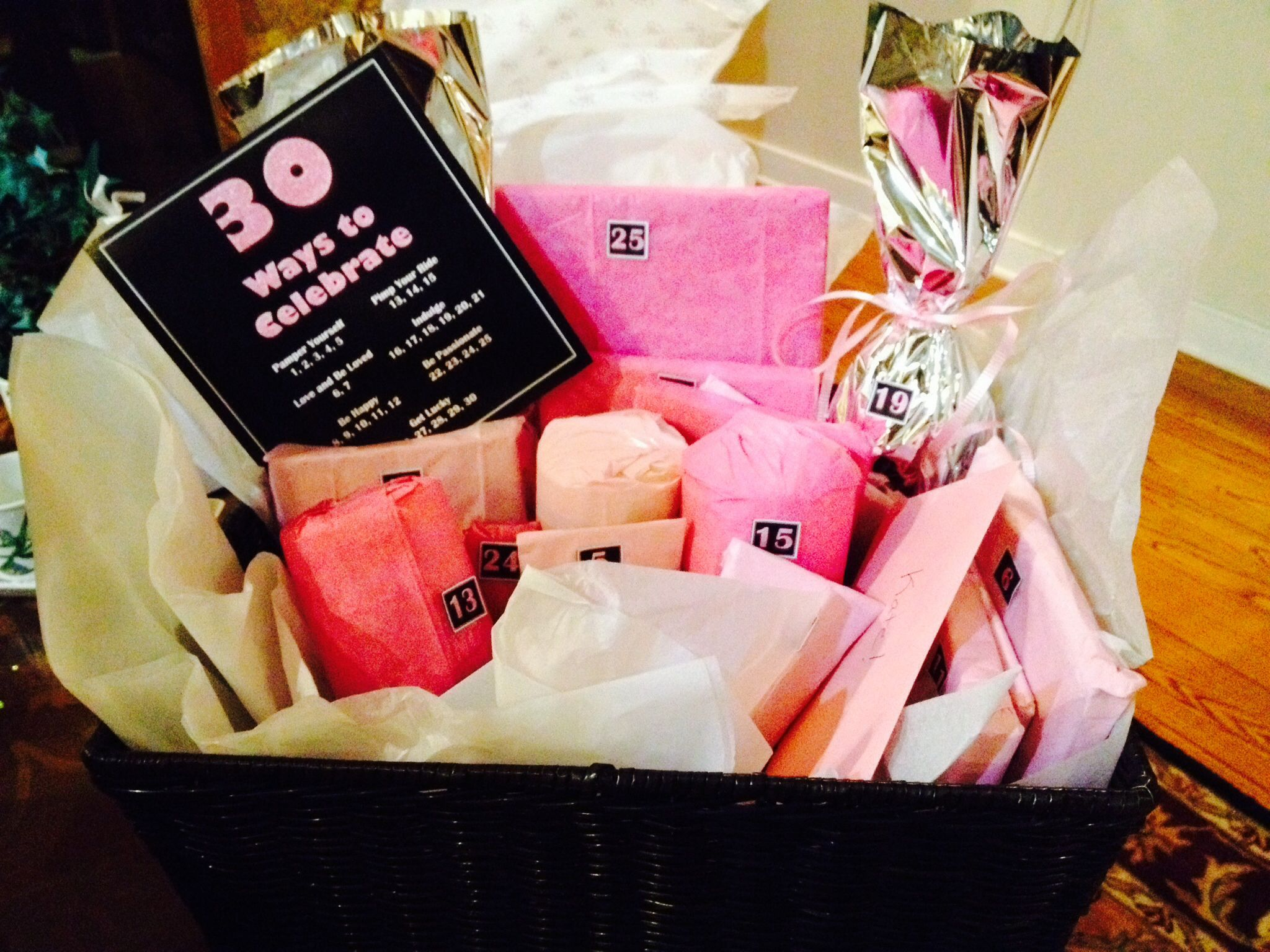 30 Gifts To Celebrate 30th Birthday And Categories Can Be Edited For The Person Pamper Yourself 1 5 Burts Bees Lip Stick Body Lotion