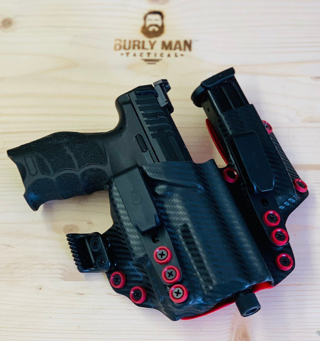 VP9 H&K Tactical with Olight PL Mini Heckler and Koch VP-9