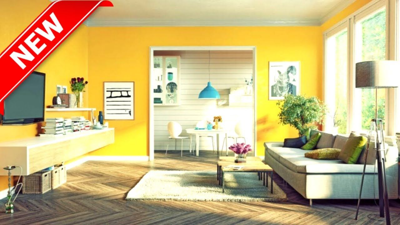 Paint Color For Living Room Wall Paint Color Combination Paint In 2020 Living Room Color Combination Paint Colors For Living Room #paint #colour #combination #for #living #room