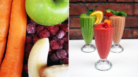 Slik lager du sunne og mettende smoothies - Godt.no - Finn noe godt å spise