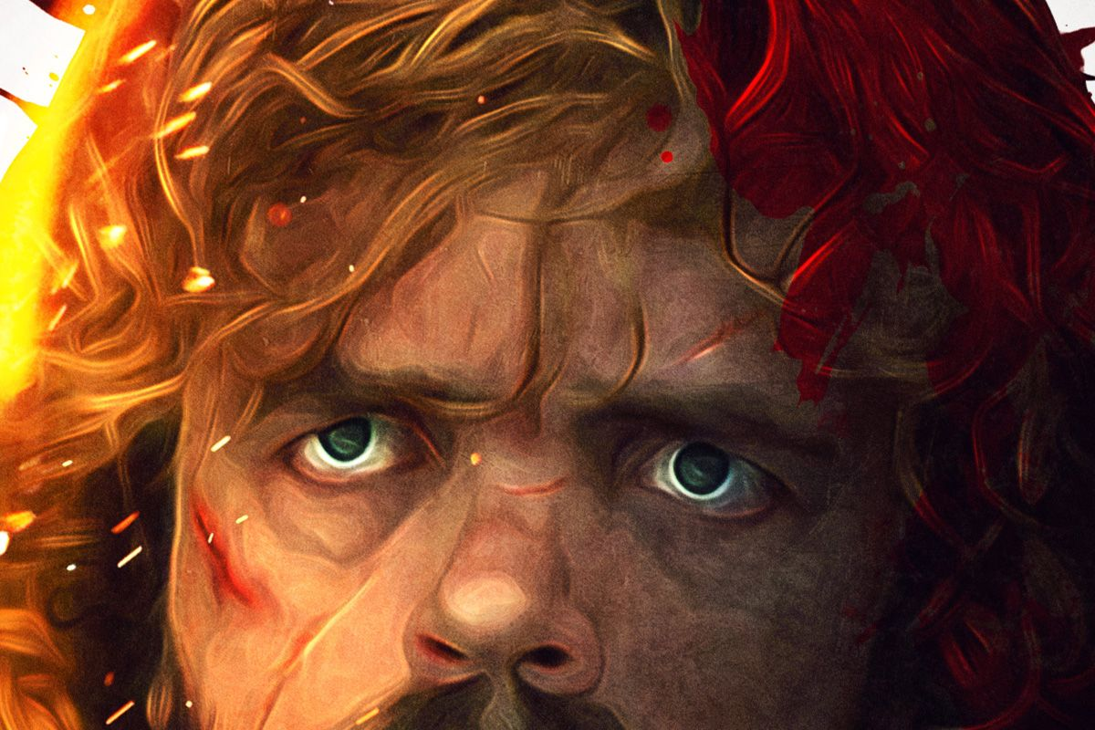 Game of Thrones: Tyrion Lannister - Created by Sebastian Zugaj