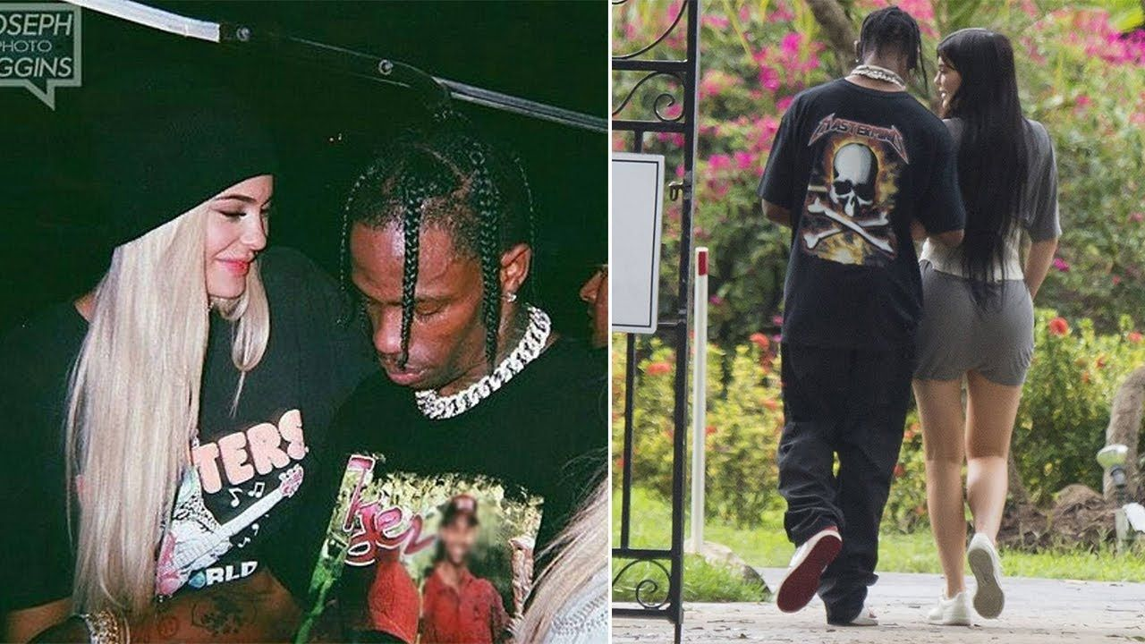 Kylie Jenner With Baby Daddy Travis Scott ( Is He Dumped