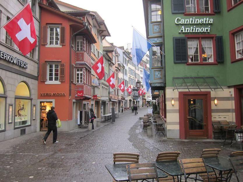 san francisco d9818 c5ce8 Oldtown Altstadt, Zurich - by Jay Cross:Flickr | 7. Die ...