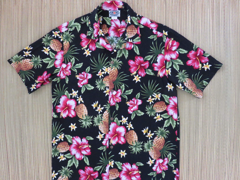 a6292adf4 Mens Vintage Hawaiian Shirts Aloha Shirts