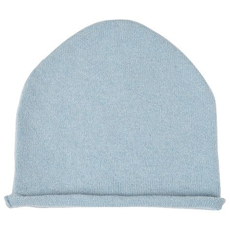 10c928b03a027 Buy John Lewis Cashmere Roll Beanie Hat Online at johnlewis.com