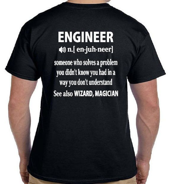 Engineer T Shirt Someone Who Solves By Detroitspeedfactory