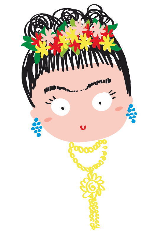 not only graphic: Frida
