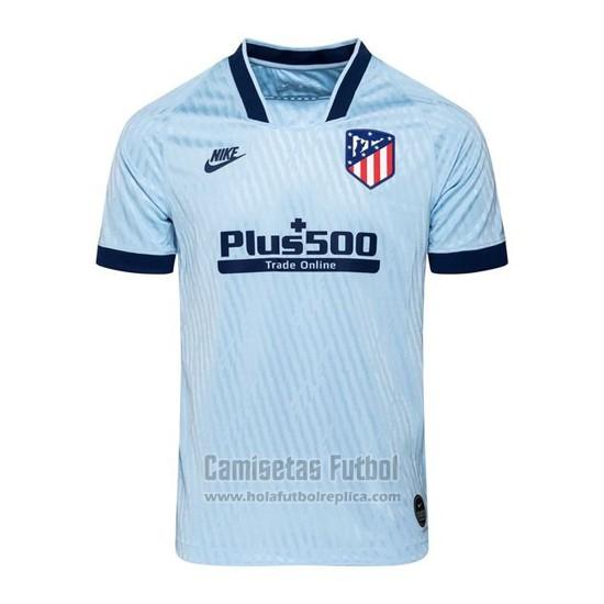 Tailandia Camiseta Atletico Madrid Tercera 2019 2020 Futbol Replicas Atletico Madrid Atletico De Madrid Camisetas