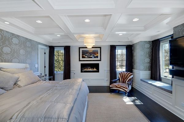 Design Ideas Tips And Techniques For A Unique Coffered Ceiling In Kitchens Living Rooms Batore Diy