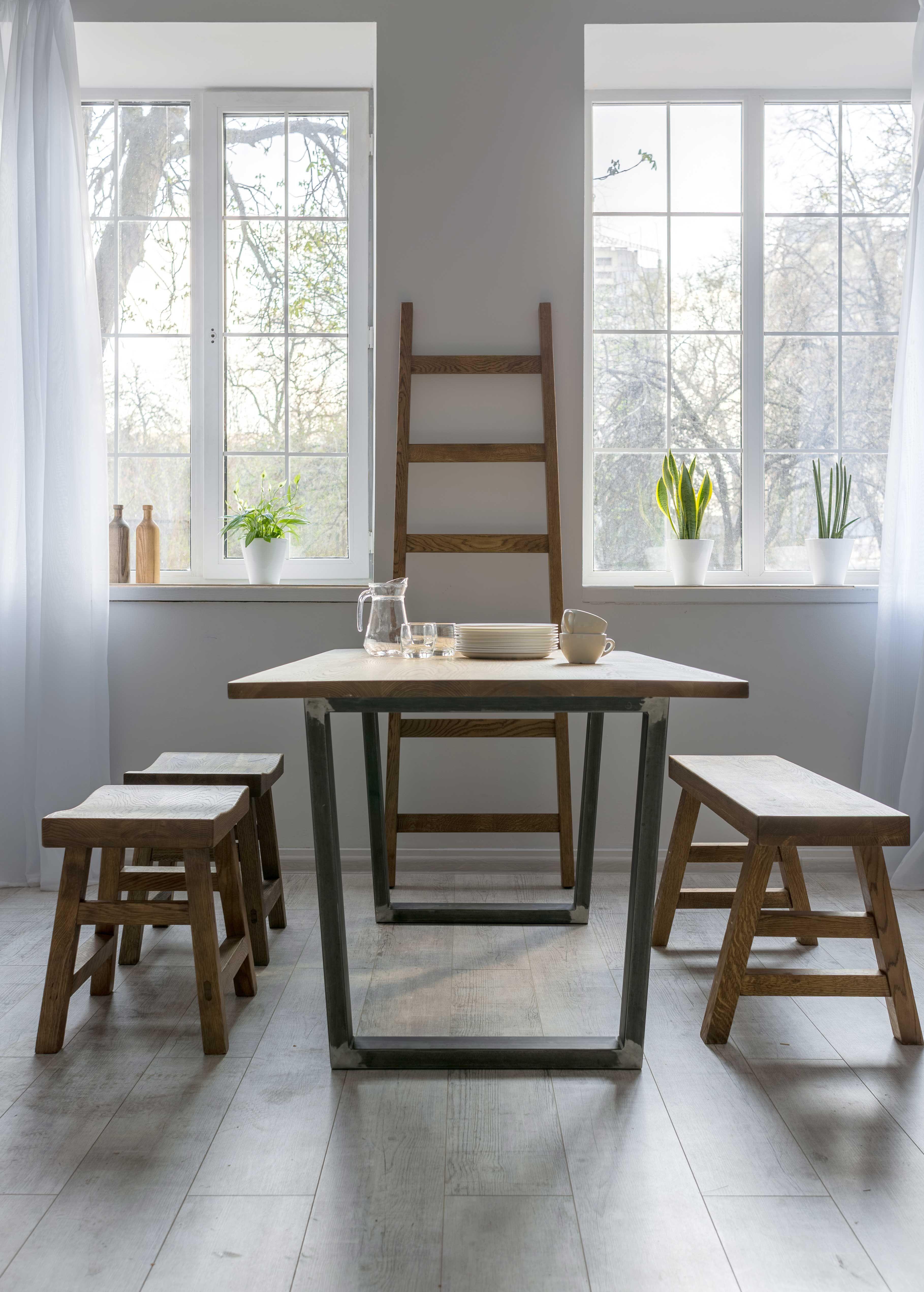 Chicago Table #livingroom #interior #woodwerk