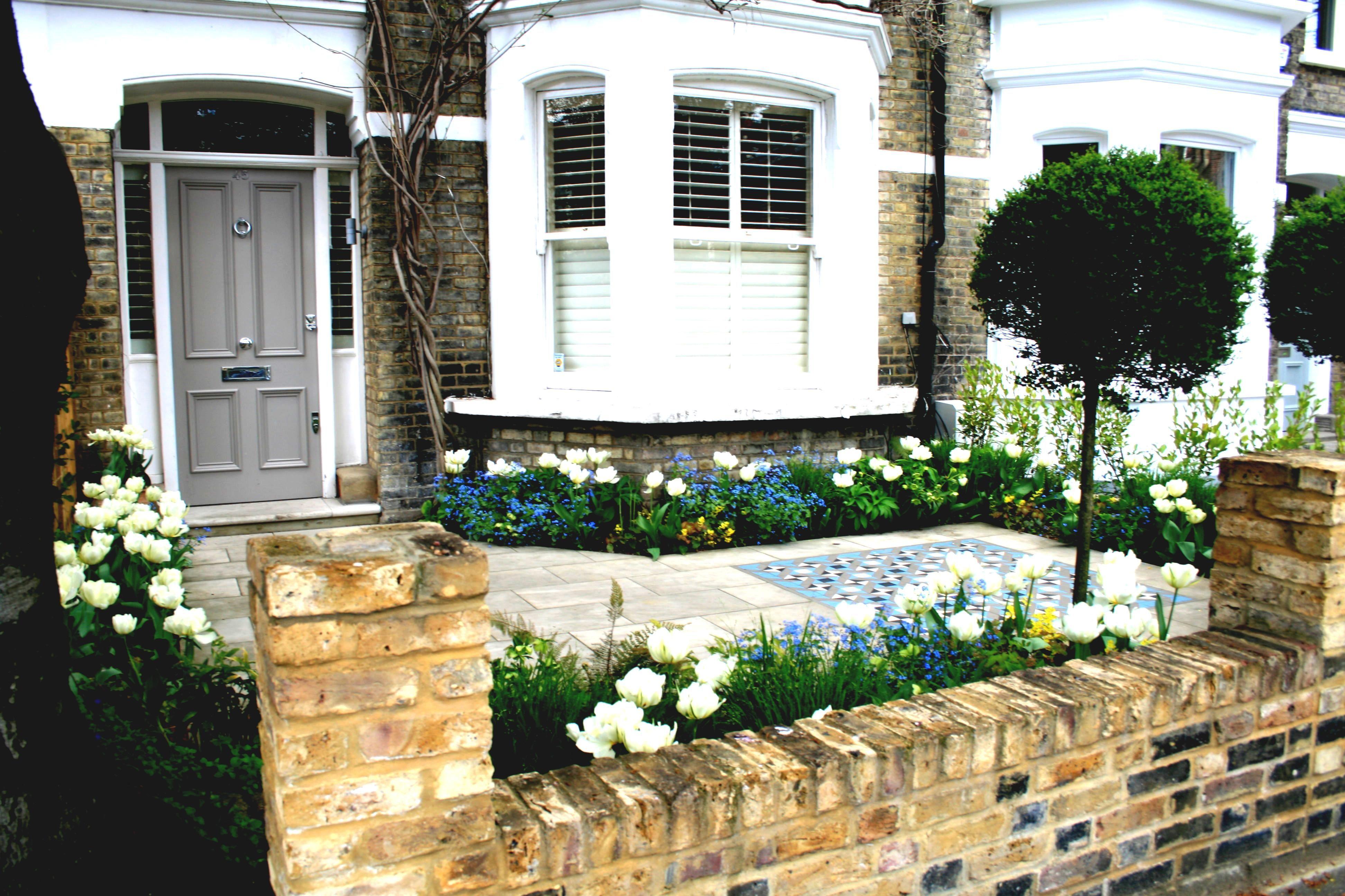 This Image Uploaded By Www Threeparkstreet Com Source Uclachoralmusic Com Victorian Garden Ideas Terraced House Front Garden Design Victorian Front Garden
