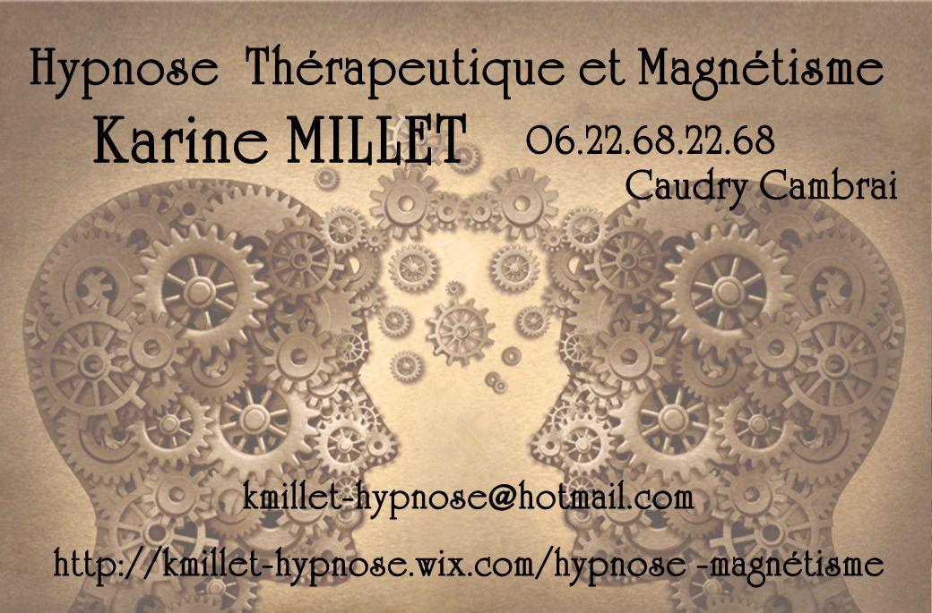 Conception De Cartes Visite Personnalisees Par La Gorgone HYPNOSE MAGNETISME