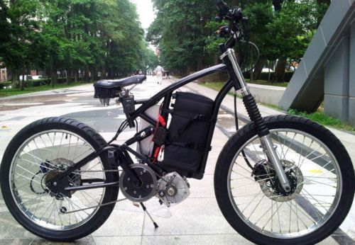 135kph 8kw Motorized Motor Electric E Bike Bicycle Kit 48 72v 8000w Rrp 4499