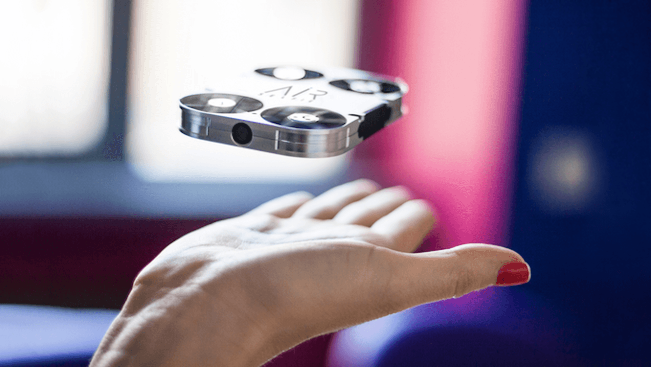 AirSelfie Portable Flying Camera Phone Cover Perfect Selfie - Wearable drone camera can take wrist snap epic selfies
