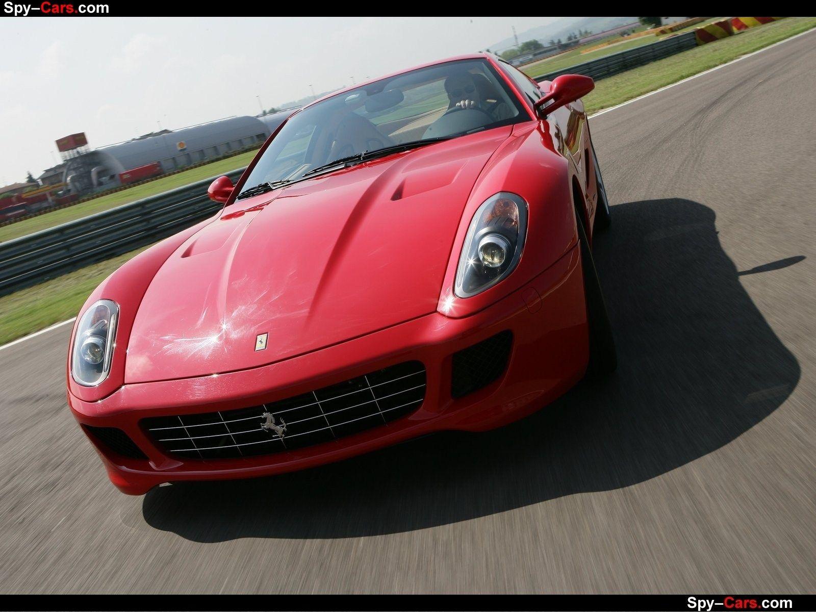 Ferrari 599 GTB Fiorano: 19 тыс изображений найдено в ...