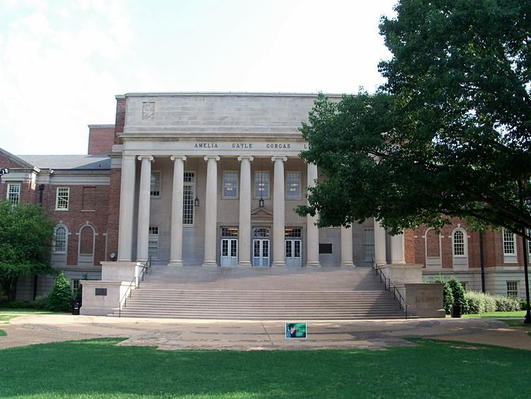Haunted Campus Spots The University Of Alabama University Of