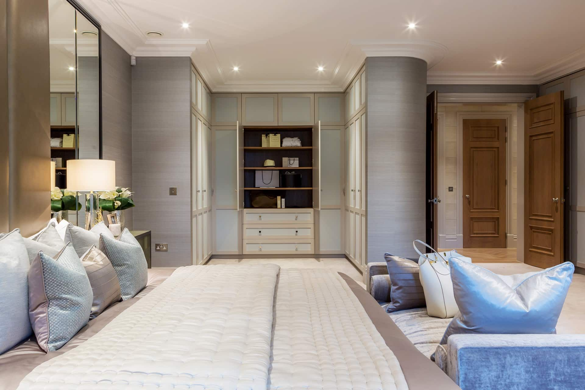 One of alexander james interiors  latest projects  beautiful show home at the luxurious knowle hill park development in cobham surrey also showhome interior design all things decor pinterest rh