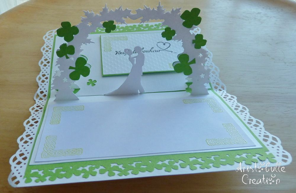 1000 images about faire part on pinterest love scenes wedding and fairytail - Faire Part Mariage Kirigami