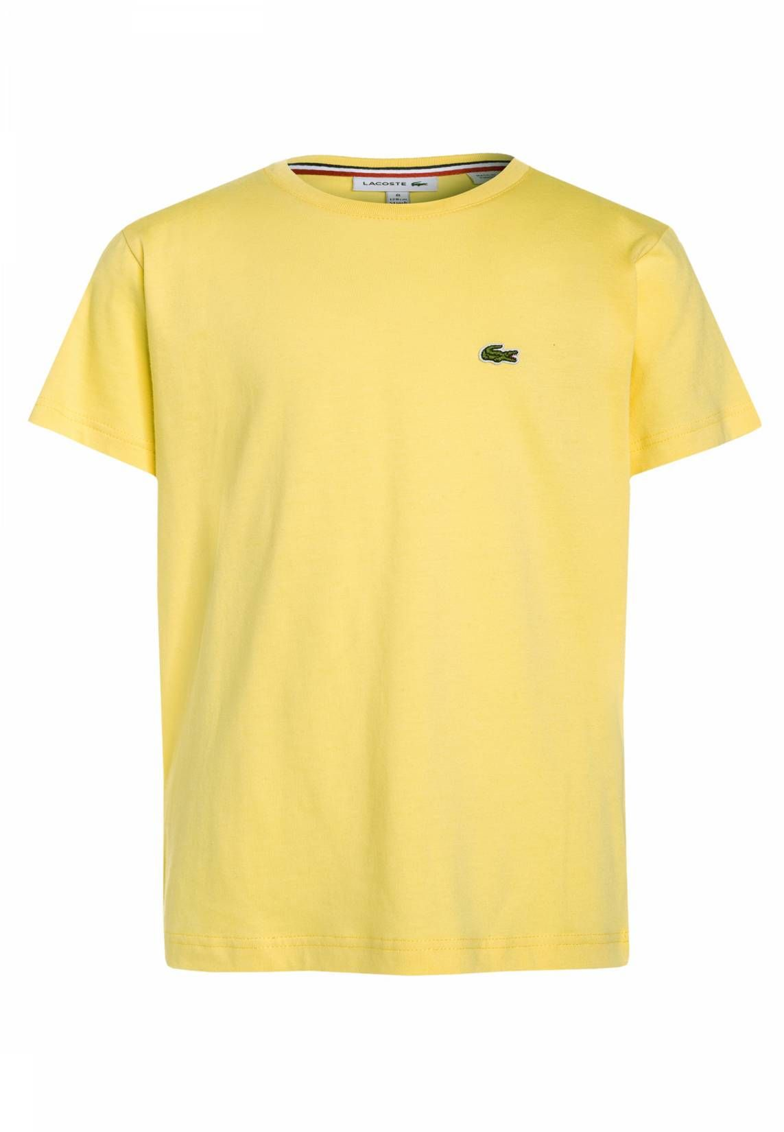 d6b5fe5e8 Lacoste. T-shirt basic - light. Avvertenze Lavaggio a macchina a 40 ...