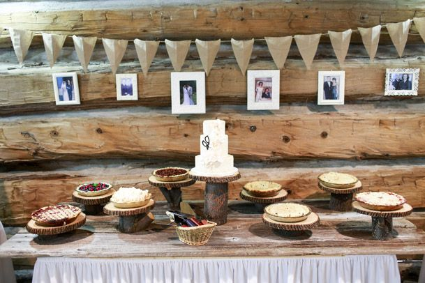 Image detail for -... behind the wall of the pie table as an extra ...
