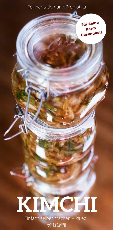 Kimchi selber machen #kombuchaselbermachen