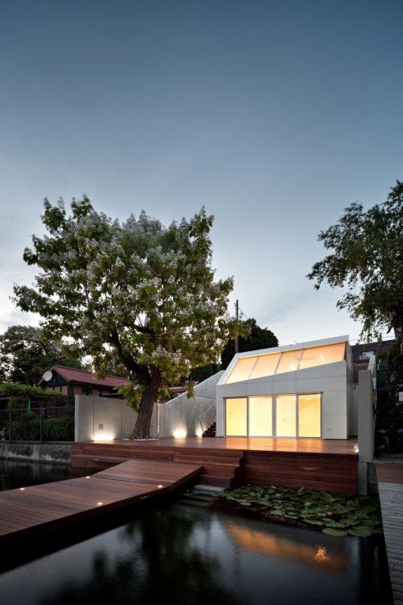 Kleine Häuser Unter 100 Quadratmeter Arcitectura Inspiración